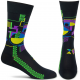 Hollyhock Mens Dress Black Socks